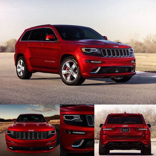 I what shade of red that is but it is soooo much sexier then the red my stang is :( 2014 Jeep Grand Cherokee