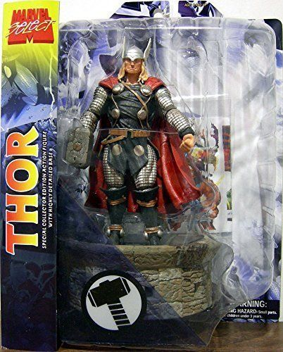 Marvel Select Thor Action Figure Kuche Haushalt Toys And Games