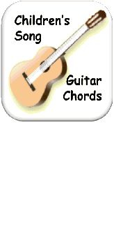 Guitar chords and lyrics for simple children's songs. Storytime Songs Home
