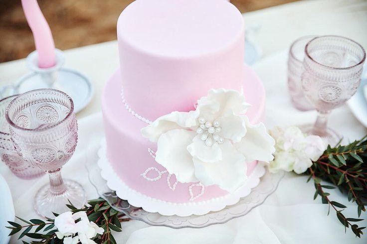 Свадебный торт, торт на свадьбу, мастичный торт, розовый торт, сахарные цветы, wedding cake, pink cake