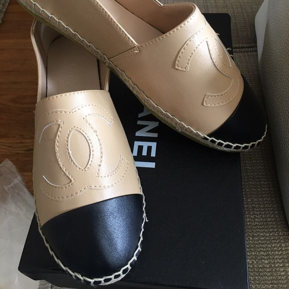 Chanel espadrilles Price reflects authenticity Yeezy Shoes Espadrilles