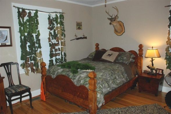 Camouflage+Room+Decor | ... Lodge - Boys' Room Designs - Decorating Ideas - HGTV Rate My Space