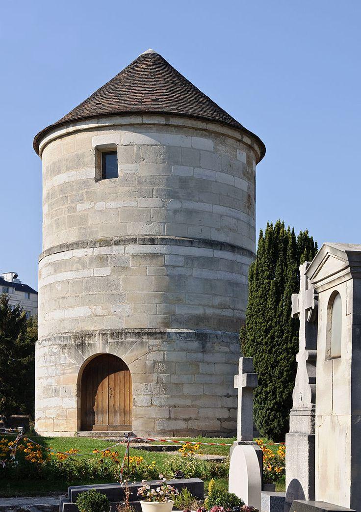 Cimetiere Montparnasse moulin Charite - Cimetière du Montparnasse — Wikipédia