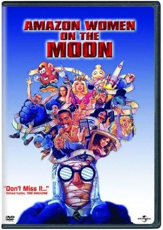 Jr. Ed Begley & Rosanna Arquette & John Landis & Robert K. Weiss -Amazon Women on the Moon