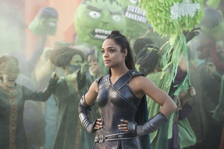 thor ragnarok toys valklyie | Tessa Thompson on Thor: Ragnarok, Valkyrie, & Backlash | Collider