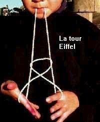 jeux de ficelle, jeux traditionnels