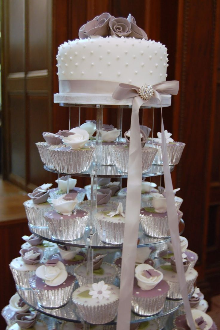 Cupcake Decorating Ideas For Church : diy church wedding decor country western cake toppers ...