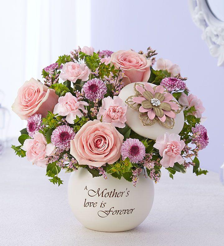 Mother S Forever Love Flower Delivery Flower Gift Flower Arrangements