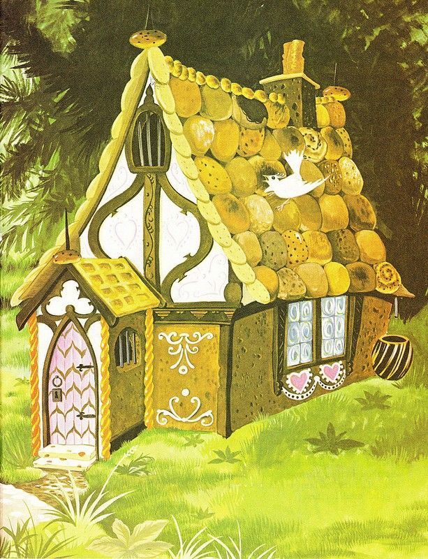 Hansel and gretel candy house once upon a time www - Hansel home ...