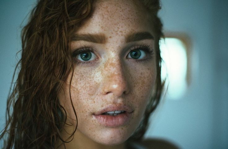 Redhead  Em by Mark Harless  Redheads  Freckle face