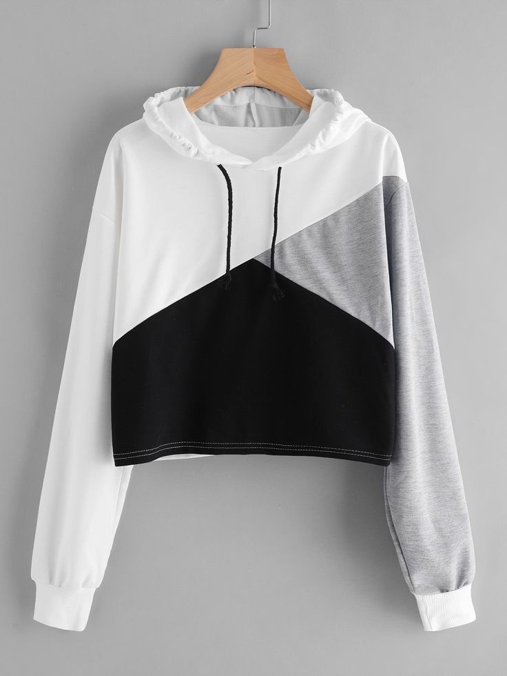 http://us.romwe.com/Cut-And-Sew-Panel-Crop-Hoodie-p-248297-cat-673.html