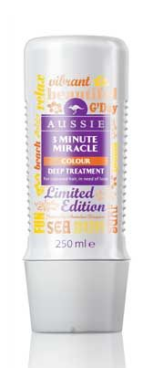 Aussie 3 Minute Miracle Reconstructor Deep Conditioner