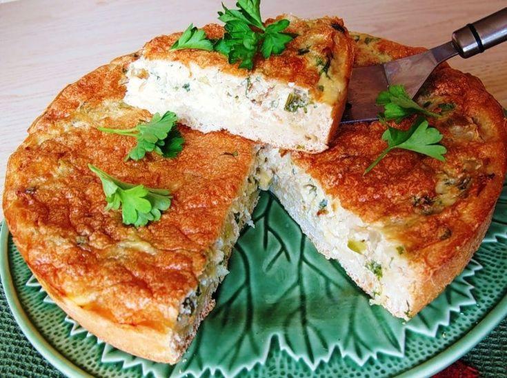 Вкуснейший капустный пирог на скорую руку! Вот рецепт: http://vkusno-em.net/kapustnyiy-pirog-na-skoruyu-ruku/ - Рузана Гречаная - Google+