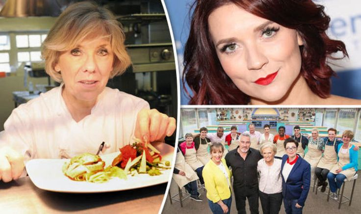 cool Great British Bake Off: I'm too soft says hopeful chef Frances Atkins Check more at https://epeak.in/2017/01/29/great-british-bake-off-im-too-soft-says-hopeful-chef-frances-atkins/