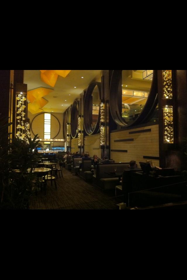 Nobu Restaurant - Cape Town - South Africa   http://imoveismlara.wordpress.com/ http://www.marcelolara.com.br
