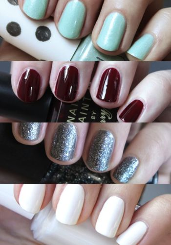 Nice Nail Ideas: Top 25 Ideas About Winter Nail Colors On Pinterest