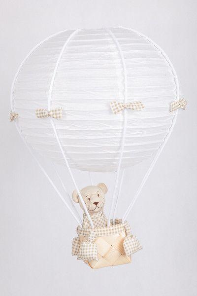Lampen - Wunderschöne Kinderzimmer Hängelampe - ein Designerstück von dominiques-shop bei DaWanda
