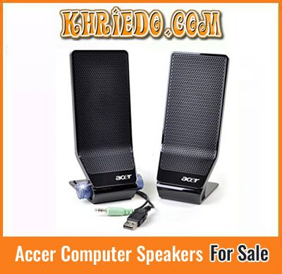 Accer computer speakers  For sale very reasonable price at Pakistan top online shopping website khriedo.com