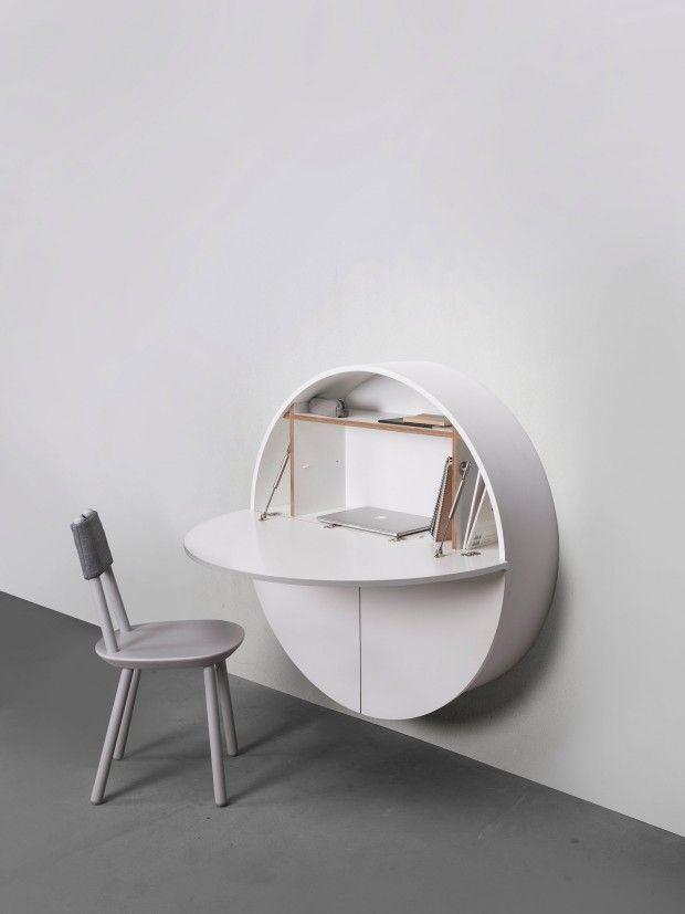 Pill, bureau & unité de stockage par Dalius Razauskas pour EMKO - Journal du Design