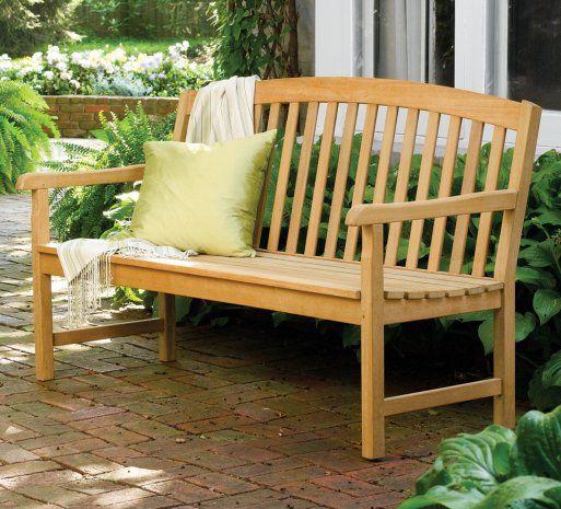 Chadwick 5 Bench Shorea Oxford Garden Bench Pinterest