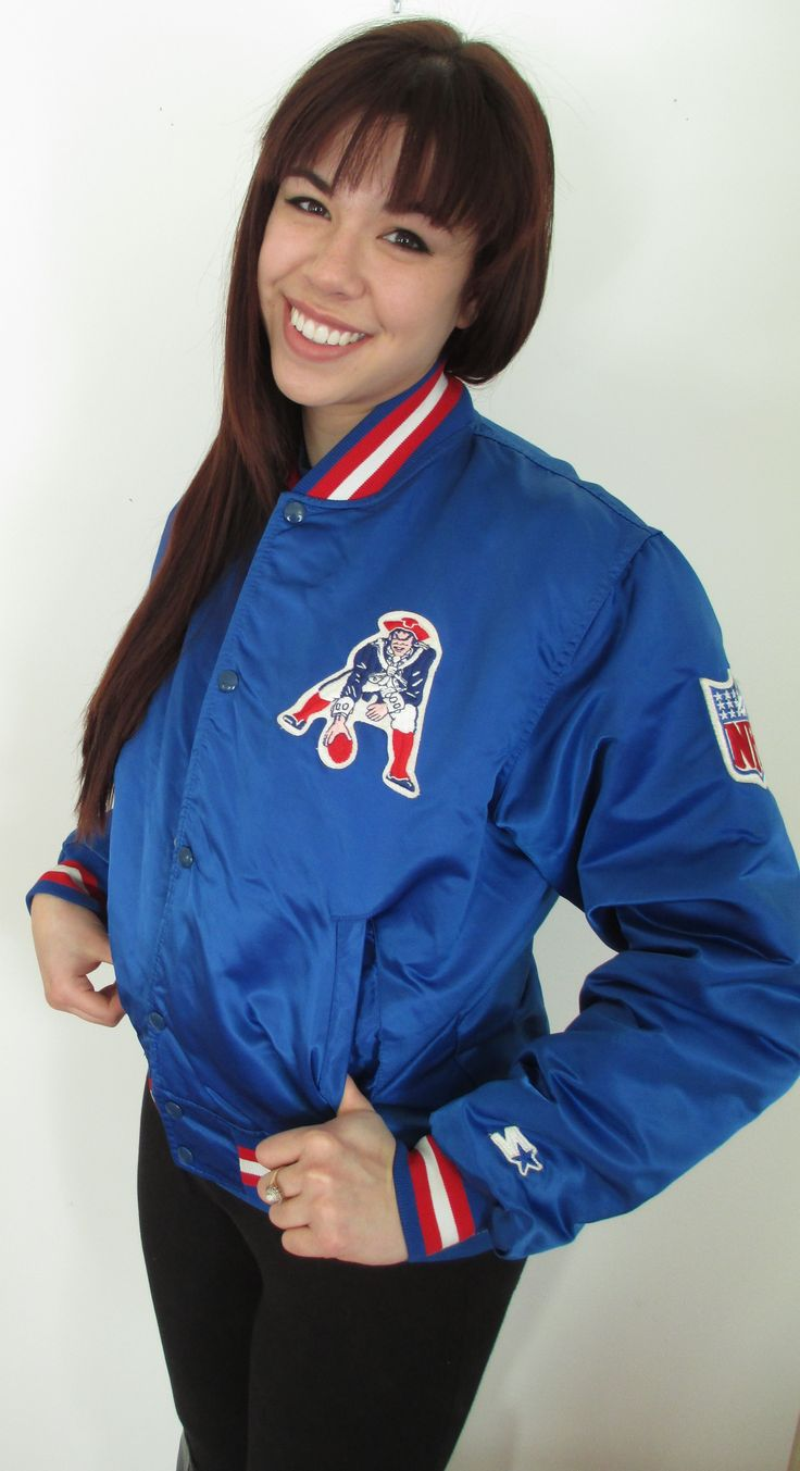 Patriots jacket  Etsy