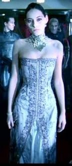 Underworld - Amelia - loved the gown and jewelry!