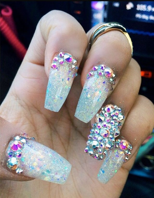 12 best Nails images on Pinterest   Nail scissors, Cute nails and Heels