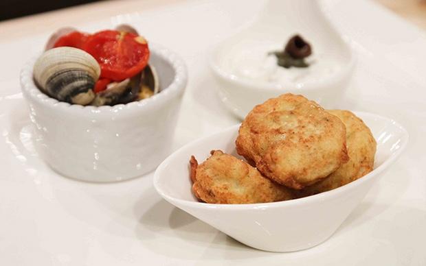 Finger food Mediterraneo, di Margherita