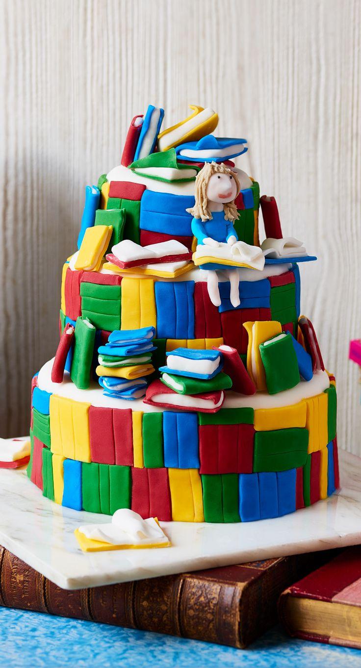 White apron asda - Asda Good Living Matilda Her Books Cake