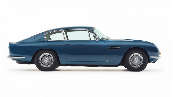1968 Aston Martin DB6 Saloon
