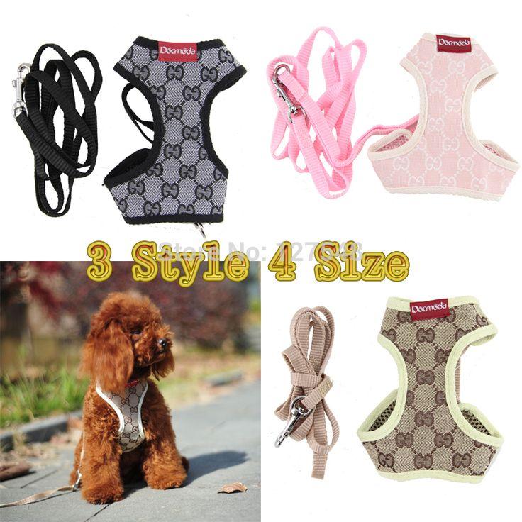 Купить товарSoft Adjustable Pet Harness Dog Clothes Pet Dog Cat Vest Harness Leash Dog Apparel High Quality Small Dog Harness Leash collar в категории Ошейники и поводки для собакна AliExpress.     StartIsvModuleWrap3415           Ошейники для собак Dimante персонализированные замшевые...               Нам $1.85