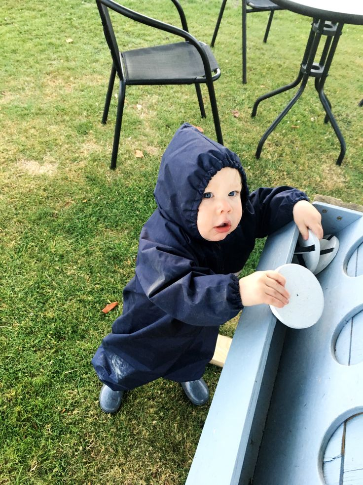 Less washing = Happy mum  Review of Mud Mates Coveralls by Diary of a Wimpy Farmer
