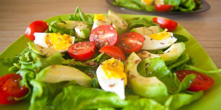 Салат с авокадо и шпинатом : Салаты : Кулинария : Subscribe.Ru