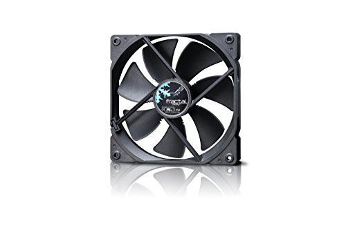 Fractal Design Dynamic GP-14 Black Case Fan FD-FAN-DYN-GP14-BK