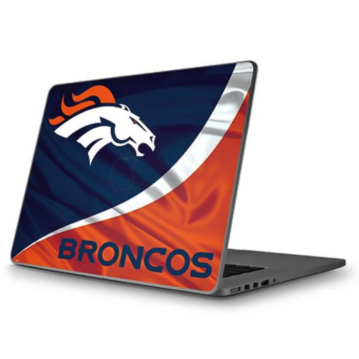 Denver Broncos MacBook Pro 13 (2009 / 2010) Skin