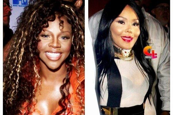 Lil Kim. ☛ Check This Out Now: 10 Celebrities As Zombies