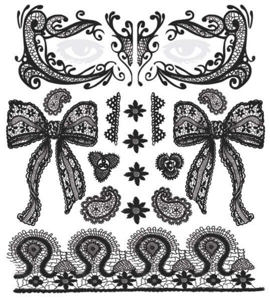 face-lace-tattoo-tinsley-transfers.jpg (539×600)