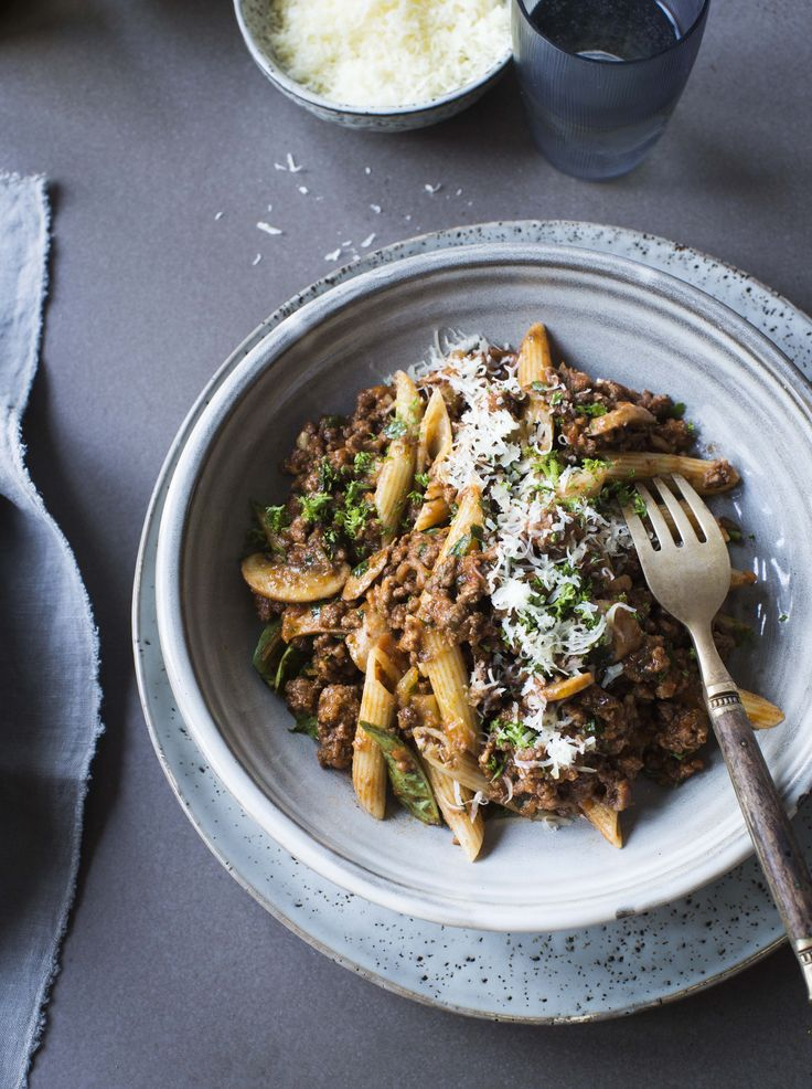 Chelsea Winter's ultimate Spaghetti Bolognese - the only recipe you'll ever need!