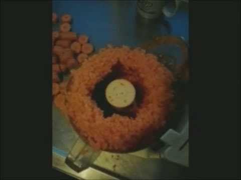 Torta salada de zanahorias