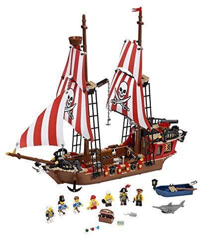 Lego Pirates 70413 Pirate Ship the Brick Bounty  http://www.bestdealstoys.com/lego-pirates-70413-pirate-ship-the-brick-bounty/