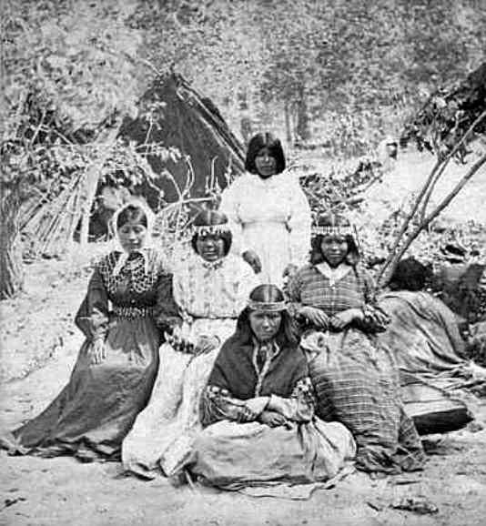 a history of the paleo indian tribe History nicaragua is the least densely populated nation in central  it is  possible that nicaragua was inhabited by paleo-indians as far back as 6000  years.