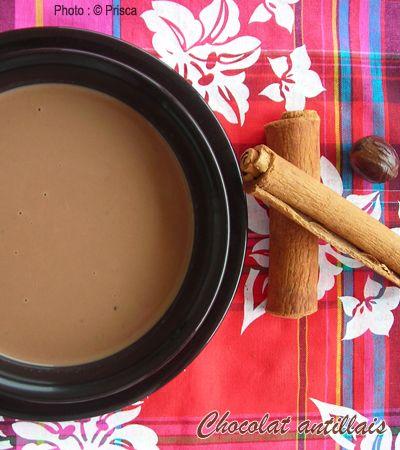 Chocolat Antillais #Recette
