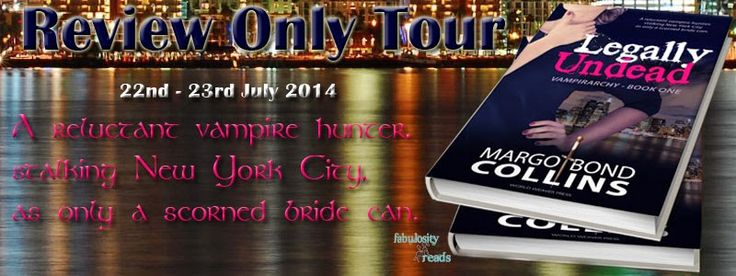 3 Partners in Shopping; Nana, Mommy, &; Sissy too!: Legally Undead by Margo Bond Collins Review Only Tour and Giveaway @Margobondcollins
