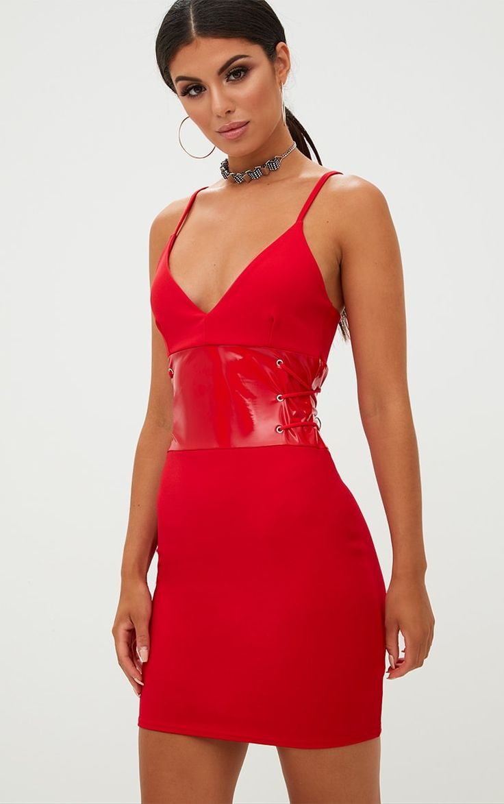 Dresses red to bodycon where buy xirena