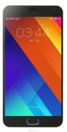 Meizu M2 Note, White  — 15990 руб. —  Meizu M2 Note является вторым поколением популярных фаблетов от компании Meizu. Смартфон сохранил монолитный, неразборный корпус в основе которого лежит шасси из композитных материалов, что обеспечивает хорошую жесткость. Основным органом управления и средством отображения информации является 5,5-дюймовый IGZO-дисплей с разрешением 1920х1080 точек выполненный по технологии полного ламинирования, что обеспечивает отличные углы обзора за счет отсутствия…