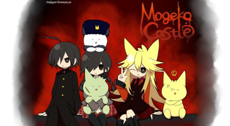 Después de terminar Mogeko Castle con todos sus finales, llegando a su sala extra QwQ