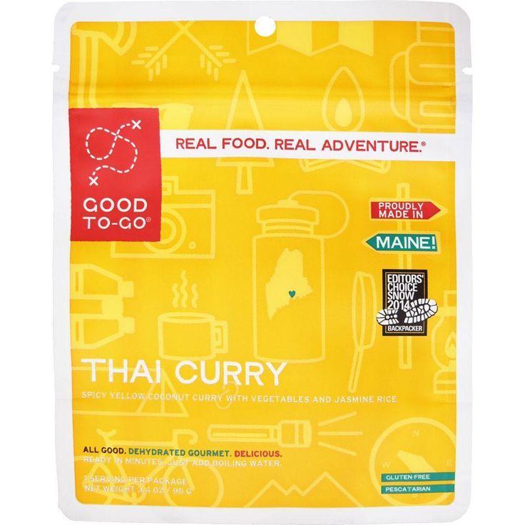 Good To-Go Thai Curry
