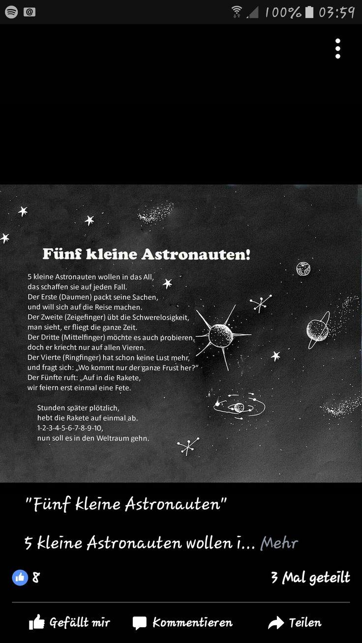 Weltraum Lied