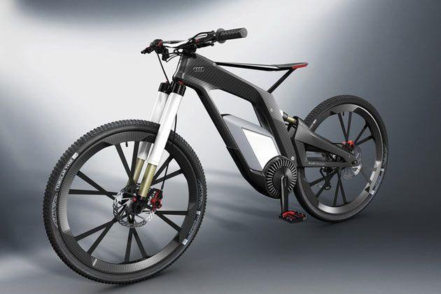 ::::Audi Electric Bike - trendz::::