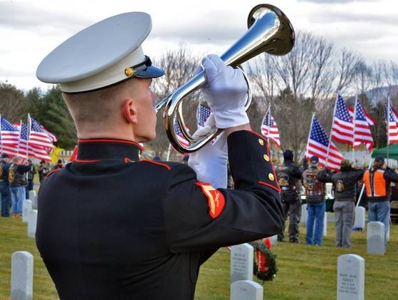Congress has designated Taps, the haunting 24-note bugle call that American military forces have used since the Civil War, as the National Song of Remembrance.
